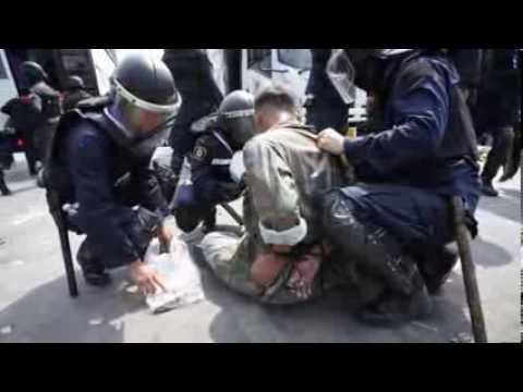 3 dead after Thai police clash with anti government protesters in Bangkok News Video