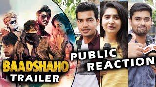 Baadshaho Trailer - Public Reaction - Ajay Devgn, Emraan Hashmi, Ileana D'Cruz, Esha Gupta