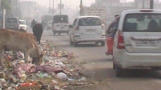 कूड़ा डंप को लेकर बुराड़ी में दिल्ली सरकार और नगर निगम में फिर लड़ाई