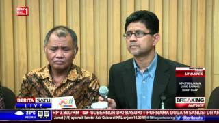 Breaking News: Konpers KPK Tangkap Anggota DPRD DKI #1