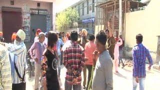 डीएसजीपीसी चुनाव - वोटिंग के दौरान दो पक्षों में हुआ तनाव