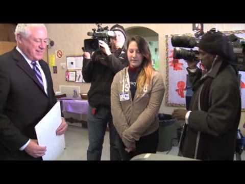 Illinois Picks Quinn, Rauner in Gov's Race News Video
