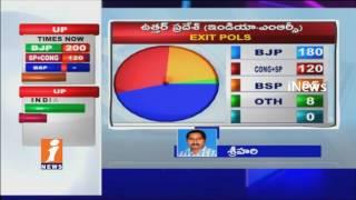 Five States Exit Polls Results | Modi Hawa Will Not Appear In Punjab | iNews