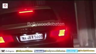 Kareena Kapoor Khan and Malaika Arora Spotted At Amrita Arora's House