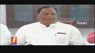 Common People Suffer With Notes Ban Then Black Money Holders |  Gutha Sukender Reddy | iNews