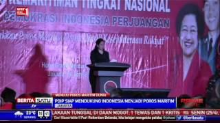 PDIP Dukung Pemerintah Indonesia Poros Maritim Dunia