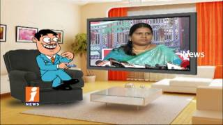Dada Punches To Peethala Sujatha Over Her Speech At Assembly Media Point | iNews