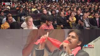janasena chief sri pawankalyan Speech at Nashua stills