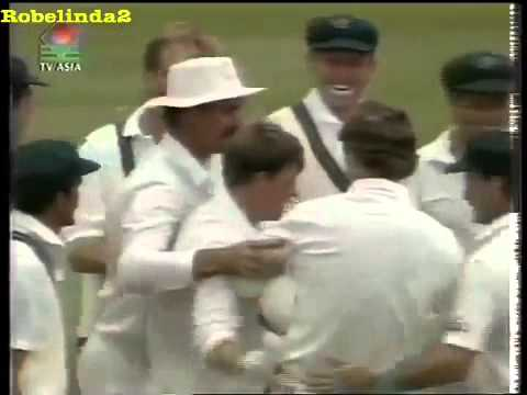Historic cricket Sachin incident, 1st batsmen ever dismissed by 3rd umpire TENDULKAR JONTY RHODES - Cricket Classic Video