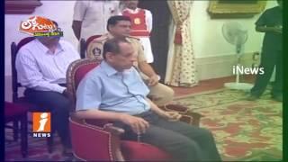 Reason Behind YS Jagan Secret Meeting With Governor ESL Narasimhan? | Loguttu | iNews
