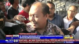 KPK Periksa Sejumlah Anggota DPRD DKI Terkait Raperda Reklamasi