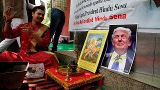 Hindu Sena organises a havan for Donald Trump, calls Islam a cancer