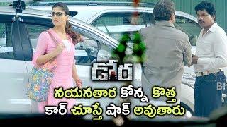 Nayantara Movie Scenes - Nayantara Buys a Car For Taxi - Thambi Ramaiah Hilarious Comedy