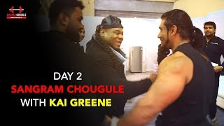 BodyPower Expo 2018 - Day 1 Teaser | Sangram Chougule And kai Greene