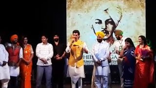 Hrithik Roshan Celebrate Basanti Chola Diwas - 100th Birth Anniversary Of Bhagat Singh