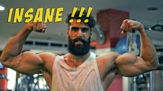 Massive ARMS Workout (CRAZIEST PUMP GUARANTEED!!!) | With Abs FINISHER