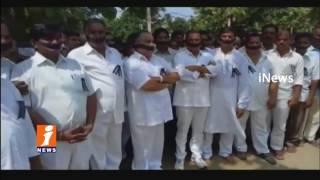 Police Stops Mudragada Padmanabham Chalo Amaravathi Padayatra 4th Time  kirlampudi   iNews
