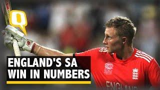 Joe Root Smashes 83 Off 44 Balls as England Take Down SA