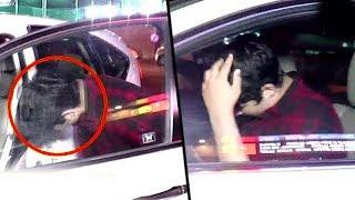 Akshay Kumar's Son Aarav HIDES HIs Face From Media