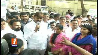 GHMC Commissioner Janardhan Reddy Special Interview On Swachh Sarvekshan In Hyderabad   iNews