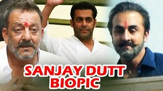 Sanjay Dutt OPENS On Salman Khan's CAMEO In Dutt Biopic