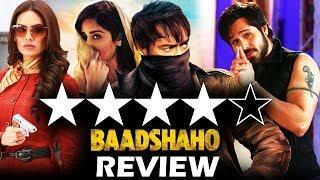 Baadshaho Movie Review   Ajay Devgn, Emraan Hashmi, Ileana, Esha