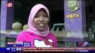 Warga Pondok Gede Permai Mulai Bersihkan Rumahnya Akibat Banjir