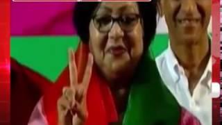 कांग्रेस से निष्काषित बरखा सिंह ने थमा बीजेपी का दामन