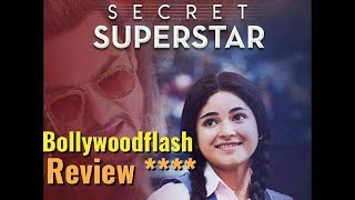 Secret Superstar Full Movie | Review | Hit Or Flop | Aamir Khan, Zaira Wasim