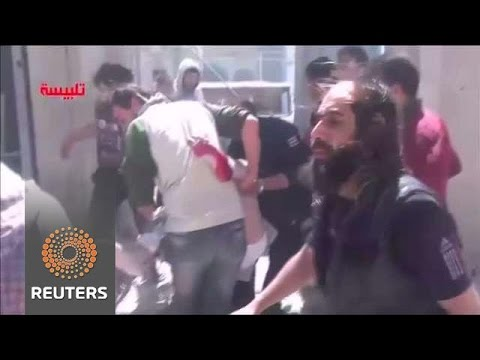 War rages across Syria with no side close to victory News Video