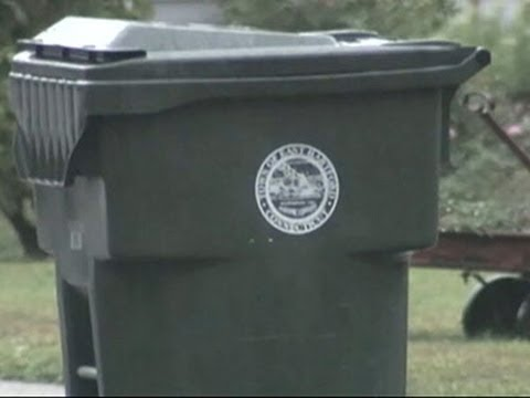 Baby Found Dead in Trash Can - News Video