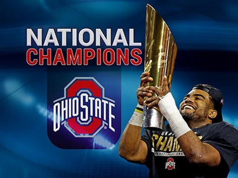 Obama Congratulates Ohio State on Championship News Video