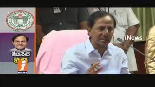 Telangana Cabinet Meet Today at Pragathi Bhavan | Hyderabad | iNews