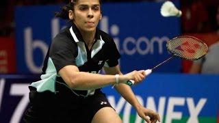 Saina Nehwal, Kidambi Srikanth Eye an Encore at India Open - Sports News Video
