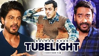 Shahrukh Khan & Ajay Devgn To CLASH Coz Of Salman Khan's Tubelight