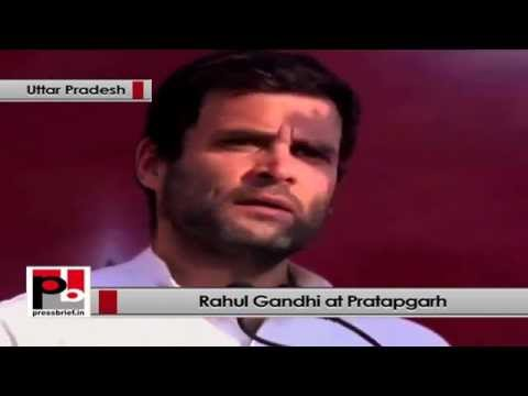 Rahul Gandhi- Empowering the women is foremost thing to do