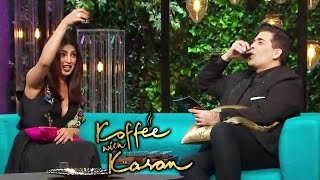 Priyanka Chopra SHOOTS For Karan Johar's Koffee With Karan 5