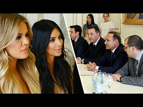 The Kardashians Invade Armenia!