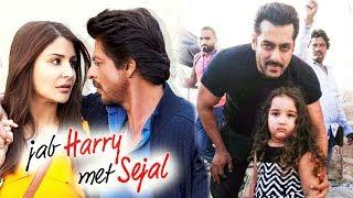 Jab Harry Met Sejal Box Office Prediction, Salman With Little Fans On Tiger Zinda Hai Sets