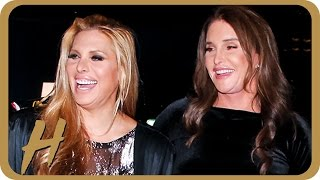 Caitlyn Jenner's Night of Firsts! Red Carpet-Birthday Extravaganza