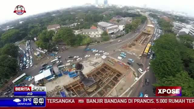 Xpose: Jakarta Butuh Transportasi Massal