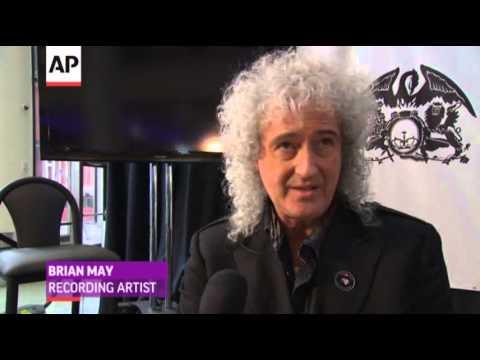 Queen, Adam Lambert Set to Tour This Summer News Video