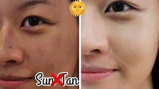 How to Remove Sun Tan Instantly - Get Fairer Hands/Legs | JSuper Kaur