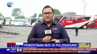 PO Bus Menolak Pindah ke Terminal Pulogebang
