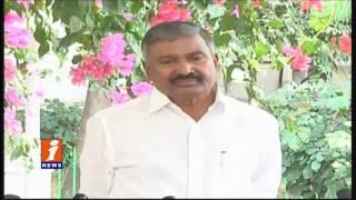 YCP MLA Peddireddy Ramachandra Reddy  Warns To TDP Govt Over 12 MLA's Issue | iNews