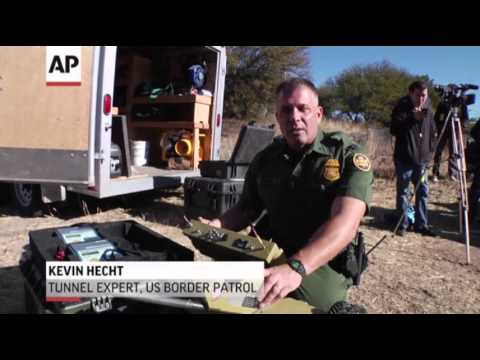 Robots Helping to Secure US Border News Video
