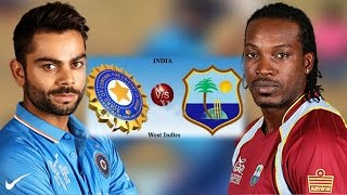 World T20- India Vs. WI semifinals, a faceoff between two batting giants - News Video
