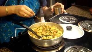 soya chunks curry, Soya recipe (Indian veg), soya curry