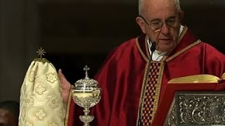 Raw- Pope Francis Delivers Good Friday Mass News Video