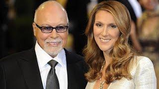 RIP Rene Angelil - Celine Dion Loses Husband to Cancer Video